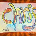 Chris by GOLDA Zehava TALOR