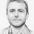Chris Hardwick by Olga Shvartsur