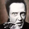 Chris Walken by Grant Kosh