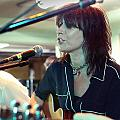Chrissie Hynde Acoustic By Denise Dube by Denise Dube