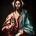 Christ As Savior by Mountain Dreams