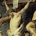 Christ Between The Two Thieves, 1620 by Peter Paul Rubens