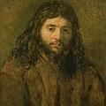 Christ, C.1656 by Rembrandt Harmensz. van Rijn