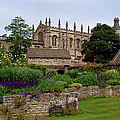 Christ Church In Spring by Rona Black