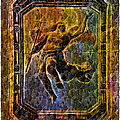 Christ Mosaic-featured Cards For All Occ- Artists Of Western And Upstate Ny-comfortable Art Groups   by Ericamaxine Price