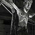 Christ Of Salardu - Bw by RicardMN Photography