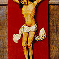 Christ On The Cross by Rogier van der Weyden