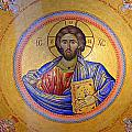 Christ Pantocrator -- No.4 by Stephen Stookey