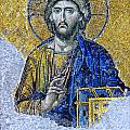 Christ Pantocrator II by Stephen Stookey