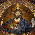Christ Pantocrator Mosaic by RicardMN Photography