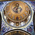 Christ Pantocrator -- No.5 by Stephen Stookey