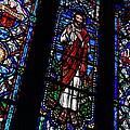 Christ Window by David T Wilkinson