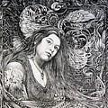 Christan Portrait by Otto Rapp