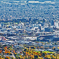 Christchurch City by Steve Taylor