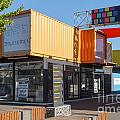 Christchurch Restart Containers by Bob Phillips