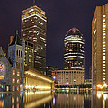 Christian Science Center-boston by Joann Vitali
