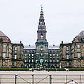 Christiansborg Slot by Pati Photography