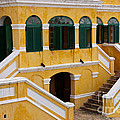 Christiansted National Historic Fort by Iris Richardson
