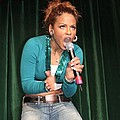 Singer Christina Milian by Concert Photos