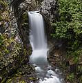 Christine Falls At Dusk by Lee Kirchhevel
