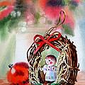 Christmas Angel by Irina Sztukowski