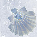 Christmas Angel by Rebecca Cozart