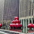 Christmas Balls by Donald Groves