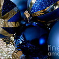 Christmas Blue by Jacqueline Athmann