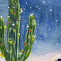 Christmas Cactus by Marilyn Smith