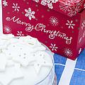 Christmas Cake by Anne Gilbert