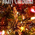 Christmas Card 1 by Maria Urso