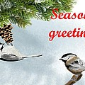 Christmas Card by Bob Donner