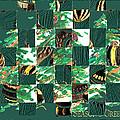 Christmas Card Collage by Steve Karol