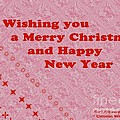 Christmas Cards And Artwork Christmas Wishes 10 by Gert J Rheeders