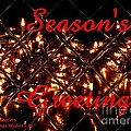 Christmas Cards And Artwork Christmas Wishes 28 by Gert J Rheeders