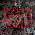 Christmas Cards And Artwork Christmas Wishes 32 by Gert J Rheeders