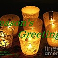 Christmas Cards And Artwork Christmas Wishes 35 by Gert J Rheeders