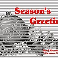 Christmas Cards And Artwork Christmas Wishes 55 by Gert J Rheeders