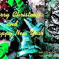 Christmas Cards And Artwork Christmas Wishes 76 by Gert J Rheeders
