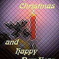 Christmas Cards And Artwork Christmas Wishes 95 by Gert J Rheeders