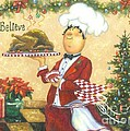 Christmas Chef by Vickie Wade