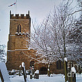 Christmas Church by Neil Hindle