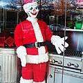 Christmas Clown by Eric  Schiabor