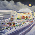 Christmas Corral by Lorraine Vatcher