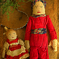 Christmas Dolls by Suzanne Powers