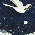 Christmas Dove by Lynn Bywaters