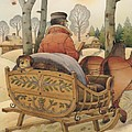 Christmas Eve by Kestutis Kasparavicius