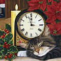Christmas Eve Nap by Anne Mortimer