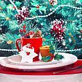 Christmas Eve Table Decoration by Anna Om