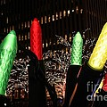 Christmas Festive In New York City by Living Color Photography Lorraine Lynch